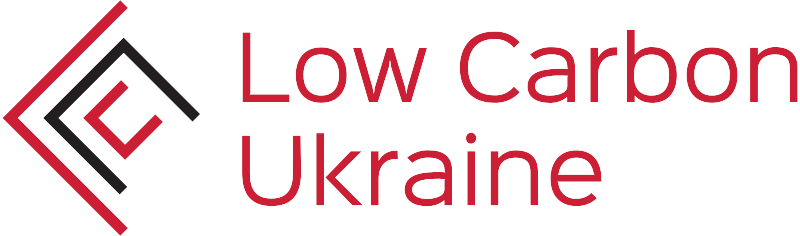 Low Carbon Ukraine Logo