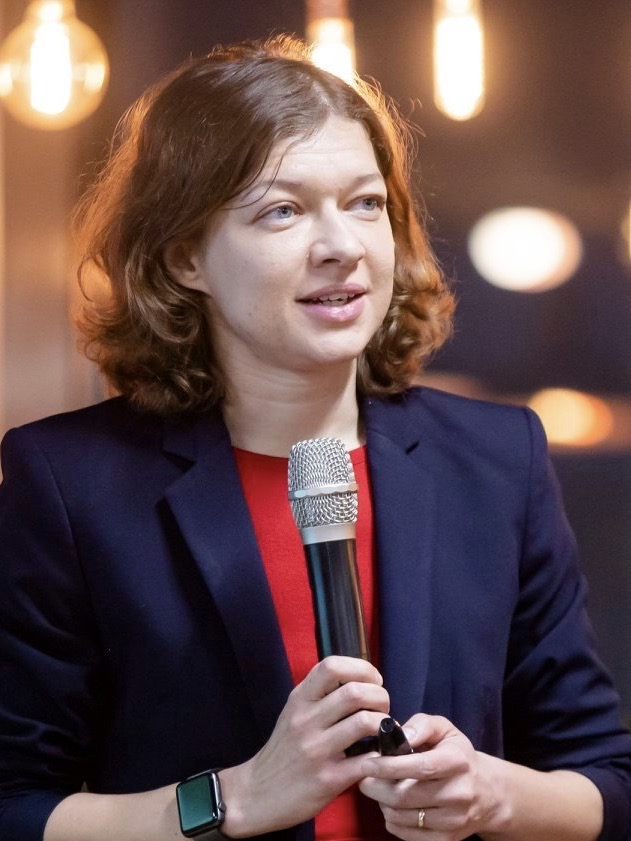 Olena Pavlenko