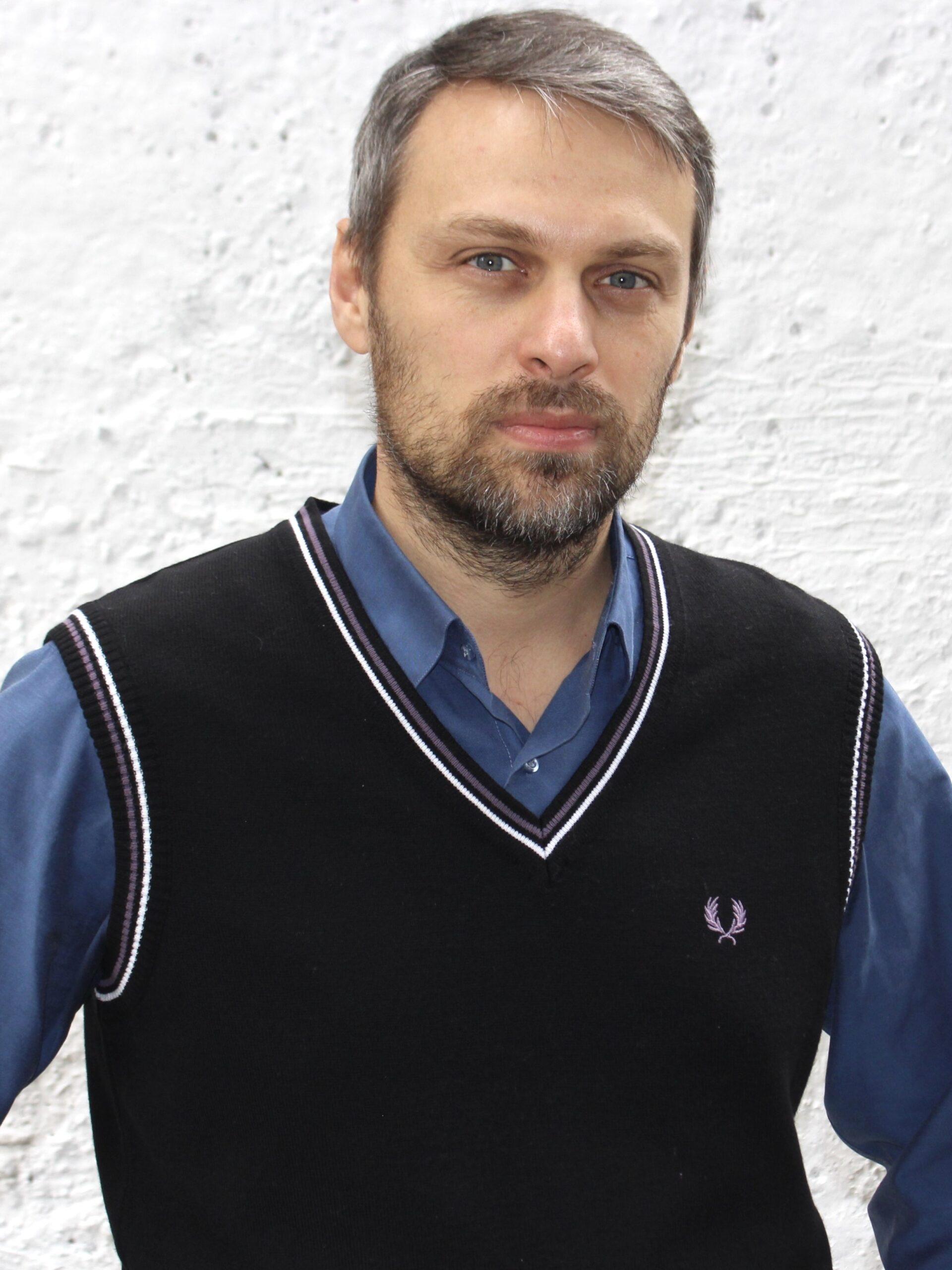 Dr. Bоhdan Serebrennikov