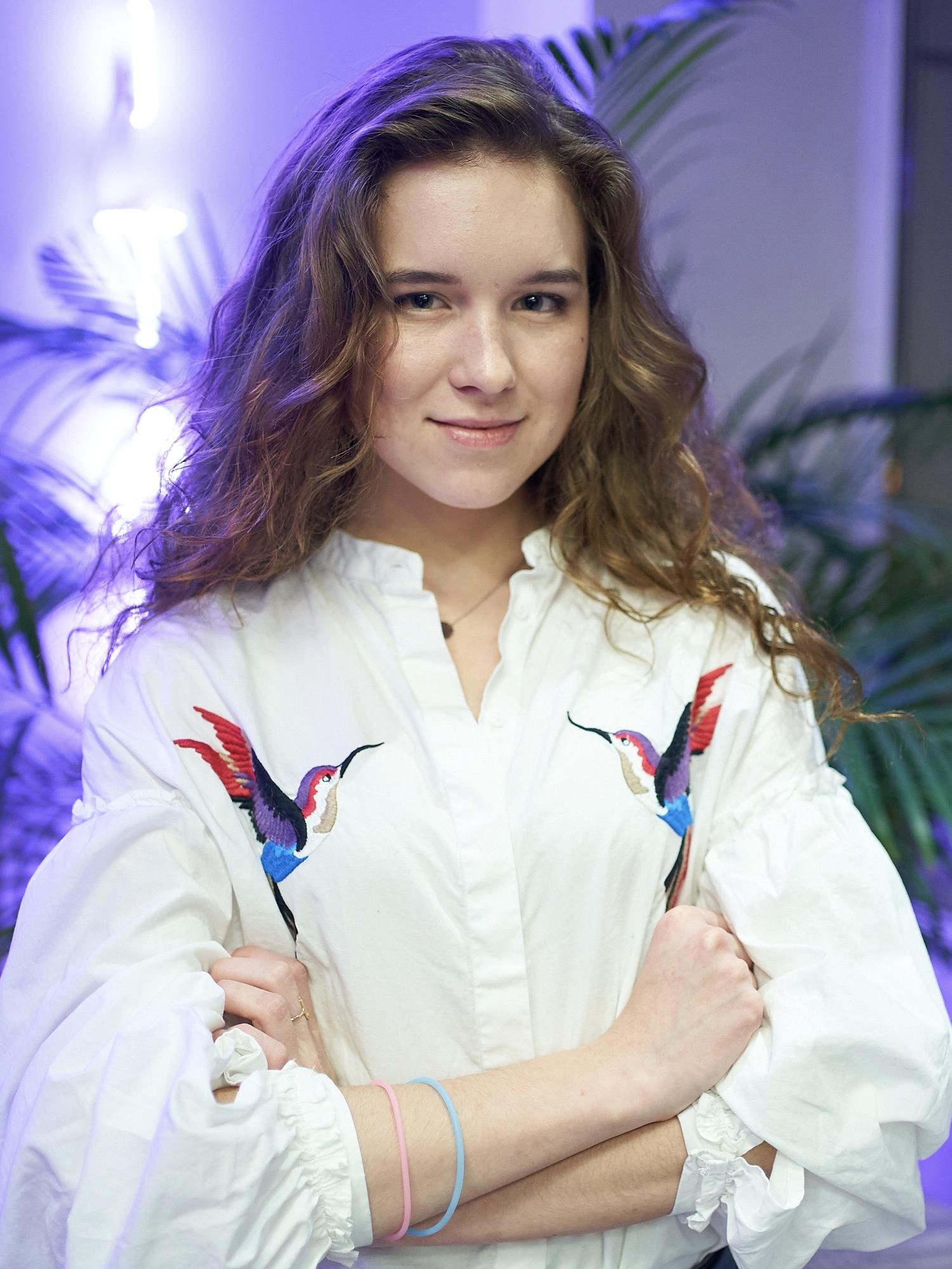 Анастасія Синиця