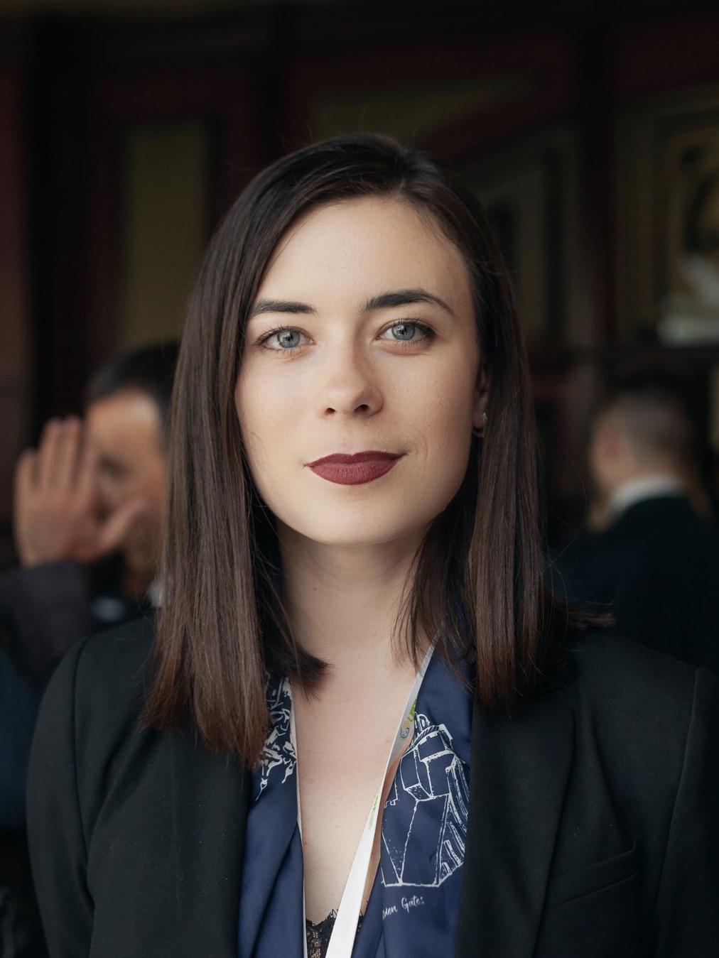 Anastasia Vereshchynska